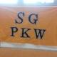Flagge der SG PKW