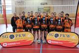 Mannschaftsfoto der SG PKW 2014/15