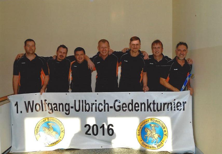 Hockey-Mannschaft des SV Prieros